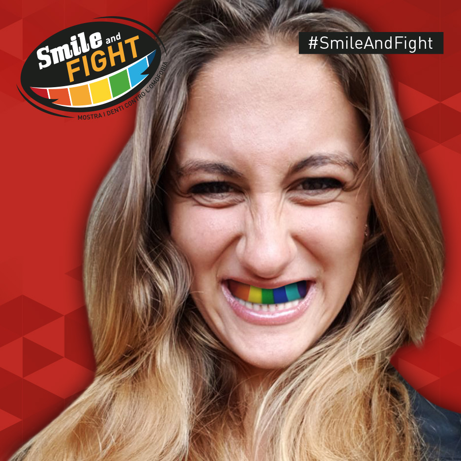 smile and fight per i diritti lgbt